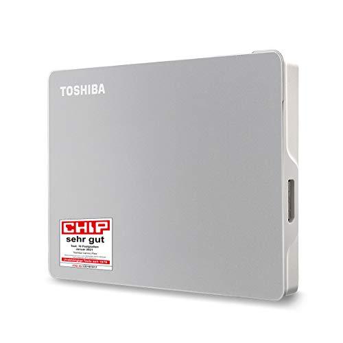 Toshiba Canvio Flex 1TB Silver 2,5p