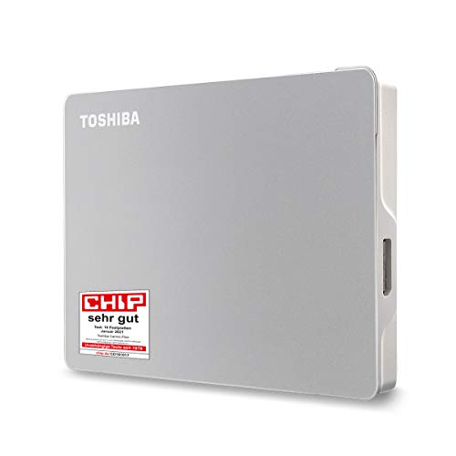 Toshiba Canvio Flex 2TB Silver 2.5p