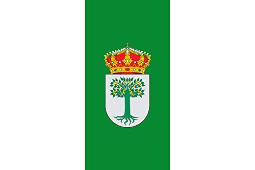 magFlags Bandera Large Almendralejo Paño Rectangular | Bandera Paisaje | 1.35m² |...