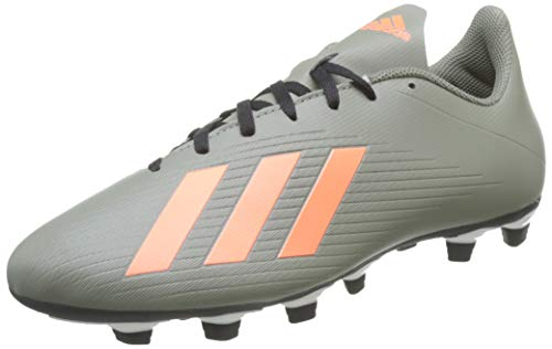 adidas X 19.4 FxG, Zapatillas de Fútbol Hombre, Verde (Legacy Green/Solar Orange/Chalk White Legacy Green/Solar Orange/Chalk White), 40 2/3 EU