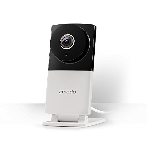 Zmodo Sight 180 C 180° Wide Angle 1080p Full HD Wireless Home Security IP Camera Night Vision and Two Way Audio - Cloud Service Available