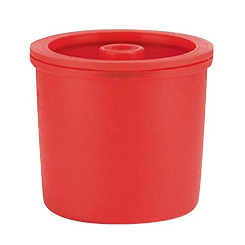 Behogar Refillable Reusable Capsule Cup Filter for Illy Espresso Coffee Machine