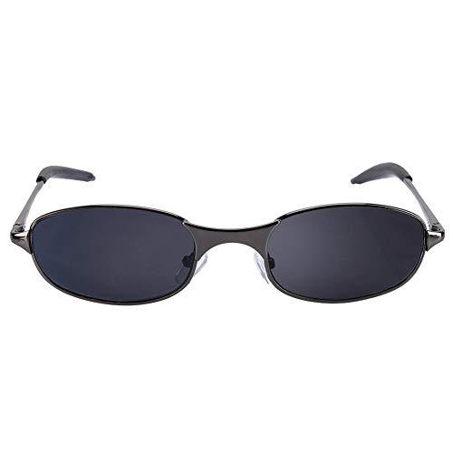 Gafas de sol antideslizantes de vista trasera Gafas de espejo anti espía para gafas de sol de moda de playa de Behind Vision Ciclismo al aire libre