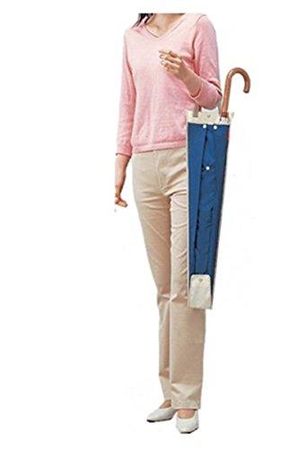 Klappbare Tasche Klapptasche aufklappbar für 2-3 Regenschirme Schirmtasche für Pkw OVP Super Design praktisch für Auto/Haushalt