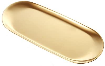 Stainless Over item handling Lowest price challenge Steel Towel Tray Storage Frui Plate Tea Dish