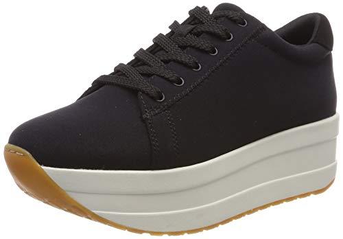 Vagabond Damen Casey Sneaker, Schwarz (Black 20), 40 EU