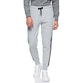 Tommy Hilfiger Men's Track Pant HWK Thermal Trousers