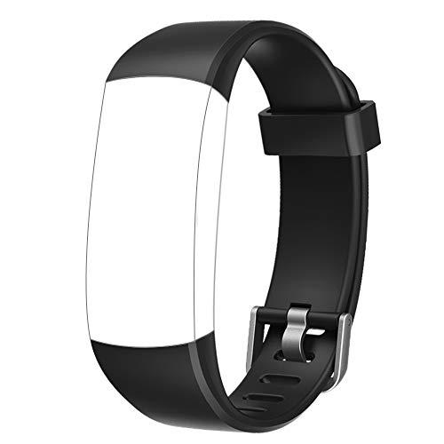 YAMAY Ersatz Armband für das SW336 Fitness Tracker (Schwarz)