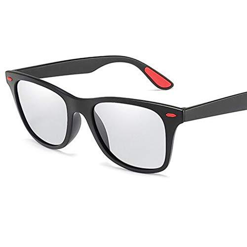 HONGYAN Gafas De Sol Fotocrómicas Hombres Cambio Polarizado Color Gafas De Sol Visión Diurna Y Nocturna Gafas De Conducción Uv400