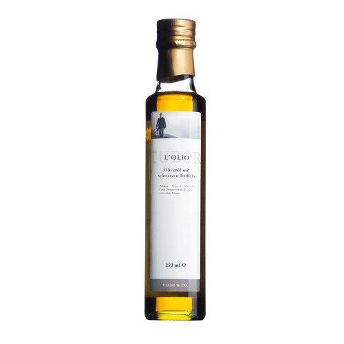 Viani Trüffelöl von schwarzen Trüffeln, 250ml