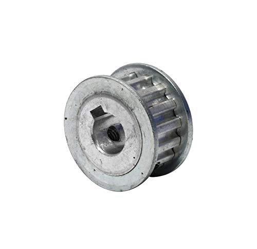 NO LOGO L-Tao-Pulley, 1pc XL-15T Polea con chavetero 11 mm Anchura de la Correa XL Correa Dentada Poleas 8/10 / 12/14/15 mm Diámetro 15Teeth Polea de transmisión (tamaño : Bore 8mm Key 3x1.4)