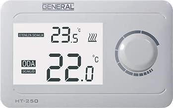 General Dijital Kablolu Oda Termostatı HT-250