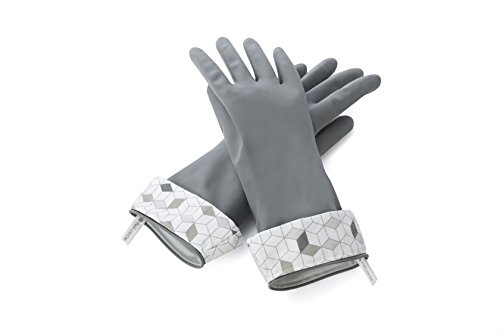 Full Circle Splash Patrol Natural Latex Cleaning Gloves