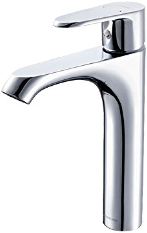 MMYNL TAPS MMYNL Waschtischarmatur Bad Mischbatterie Badarmatur Waschbecken Antike Küche einzigen Griff einzelne Bohrung heien und kalten Wasserhahn Badezimmer Waschtischmischer