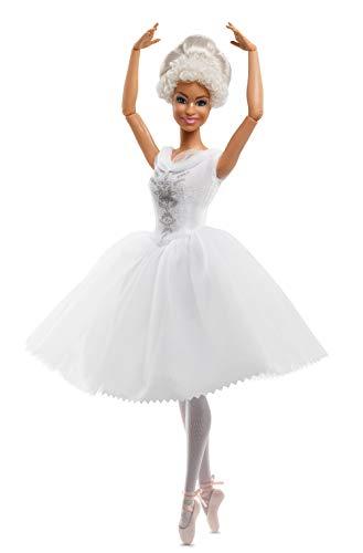 Barbie Collector, muñeca bailarina del Cascanueves y los cuatro Reinos (Mattel FRN76)