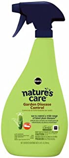 Miracle-Gro 0764510 Nature's Care Garden Disease Control, Ready-to-Use, 24-oz. - Quantity 6