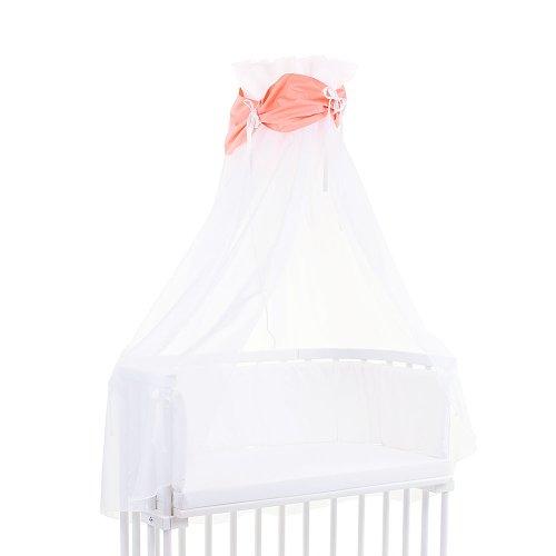 BabyBay Ciel de Lit pour Lit Berceau cododo BabyBay, Uni/orange