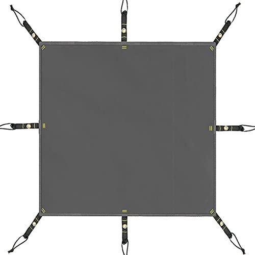 テントシート 防水 グランドシート 耐水圧3000mm 3サイズ 210 270 300 収納袋つき (300)