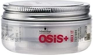 Osis - Wax It Shine Wax 1.7 fl. oz./50 mL.
