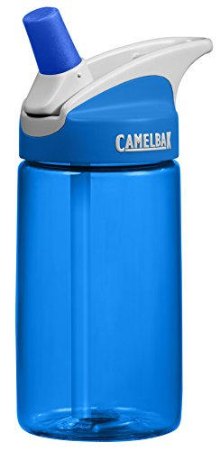 CamelBak 53187 - Bidón para niños y niñas, 0.4 litros, color azul