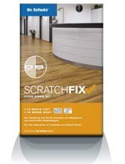 Dr Schutz 0601000450 Scratch Fix PU Reparatur-Set für Vinyl-Bodenbeläge, Designboden, PVC und Linoleum zur Kratzerentfernung, Reparaturset