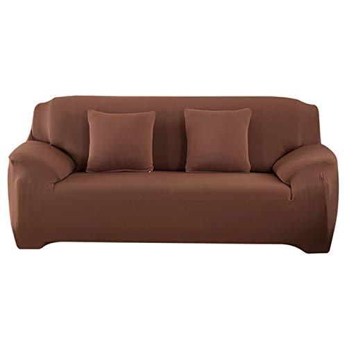 Elastische Sofabezug, Einziehbare Sofabezug, Einfarbiger Abschnitt Der Sofabezug, L-FöRmige Sofabezug
