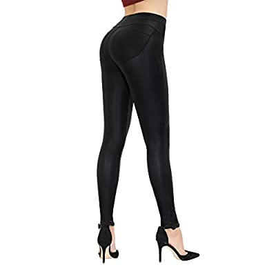 Women's Mesh Workout Yoga Leggings—MCEDAR Performance High Waist Active Tight Pants