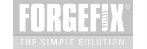 Forgefix – Boulon haute résistance en acier 8.8 Qualité ZP M12 x 150 mm sac de 5