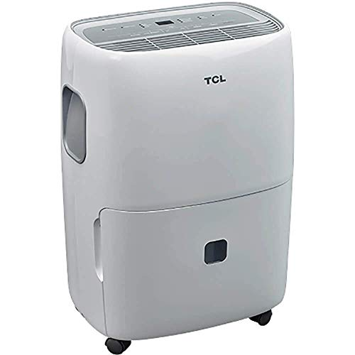 TCL 50 Pint Dehumidifier - TDW50E19 (Renewed)