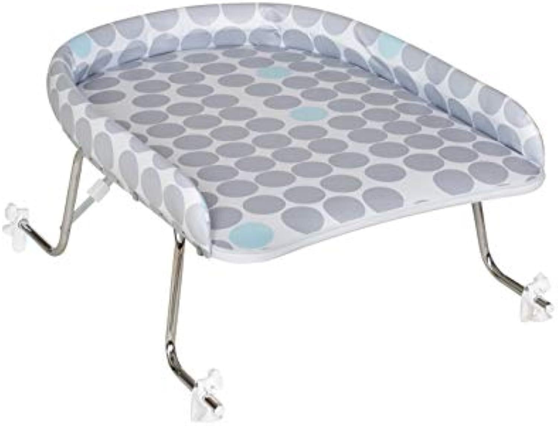 Geuther - Wickelplatte 4814-13 für jede Kinderbettbreite, zum auflegen, Punkte