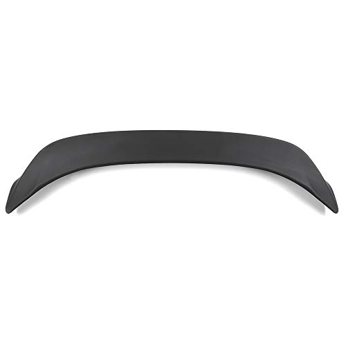 cciyu Black ABS Rear Spoiler Wing for 2013 2014 2015 2016 2017 for Subaru BRZ 2013 2014 2015 2016 for Scion FR-S Stylish Trunk Spoiler Wing