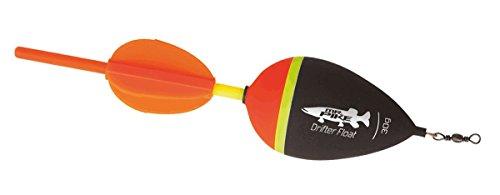 Quantum Mr. Pike Drift Float, schwarz, 125 mm