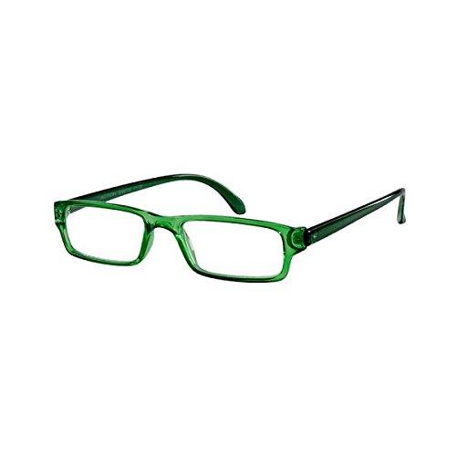 I NEED YOU leesbril Action SPH: 2,00 Kleur: groen-kristal, 1 stuk