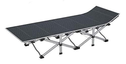 N/Z Living Equipment Cama Plegable Lunch Break Lounge Chair Silla de jardín portátil Tumbona de Gravedad Cero Tumbona