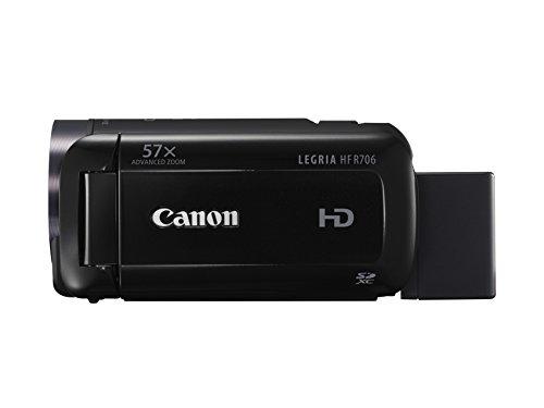 Canon LEGRIA HF R706 - Black