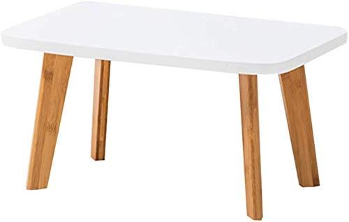 WYQ - Mesa de ordenador, mesa de té pequeña para dormitorio, balcón, mesa de estudio para mesa de café del hogar (tamaño: 48 x 30 x 30 cm)