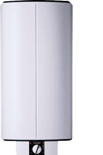 STIEBEL ELTRON Wandspeicher SH 80 S, 80 Liter, druckfest, stufenlose Temperatureinstellung von 35-82 °C, LED-Leuchtfelder, einstellbare Temperaturbegrenzung, 073049