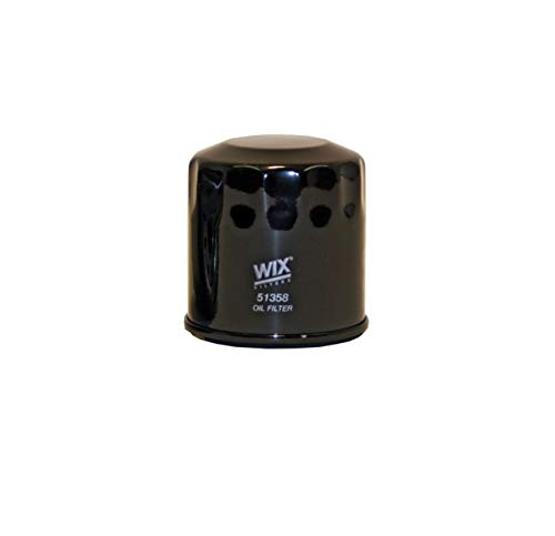 WIX Filters - 51358 Spin-On Lube Filter (Pack of 2)
