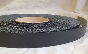 Pre pegado hierro en melamina de grafito cinta ribete de 22 mm de ancho ... Gastos de envío gratis 5 m