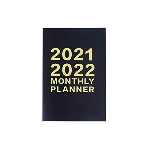 XJS Paperage Agenda Notebook Bloc de Notas Diario Planificador mensual Libros Escuela Note Book Office A6 Cuadernos Cuaderno de Diario (Color : Purple)