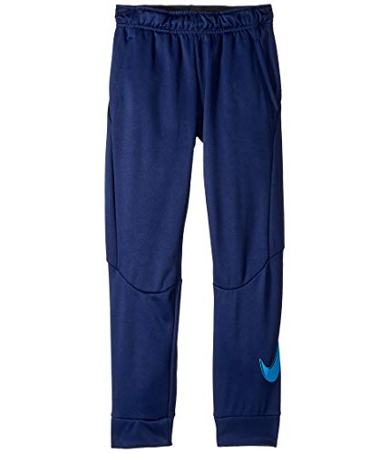 NIKE Jungen Hose Academy Tech Knit Trainingshose,Blue (Blue Void/Blue Hero),L