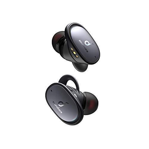 Anker Soundcore Liberty 2 Pro Bluetooth Kopfhörer, Wireless Earbuds mit Astria Coaxial Acoustic Architecture,In-Ear Studio Performance,32 Stunden Akkuleistung,personalisierter EQ(Generalüberholt)
