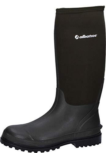 ALBATROS Onyx HIGH Green NEOPRENSTIEFEL Gr. 45