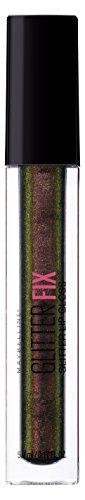 Maybelline New York Glitter Blast Lipgloss Nr. 80 Shadow Hunter, glitzernder, 5 ml