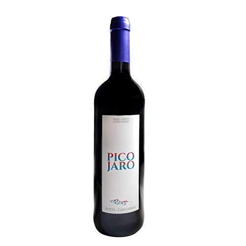 Vino Pico Jaro Tinto Cosechero- 6 botellas de 750 ml