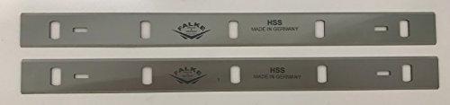 6 STÜCK EMCO REX B30 / MH30 HOBELMESSER HSS 304x25x1,5mm