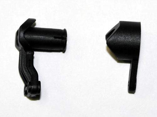 DHK HOBBY 8138-601 Servo Saver Plastic Parts - Wolf 2 / Raz-R 2