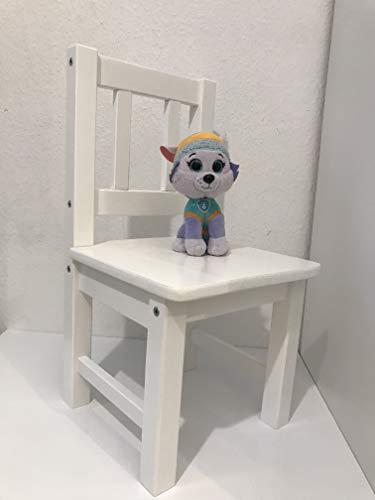 Best-of-JAM® Kinderstuhl aus Massivholz (Weiß)