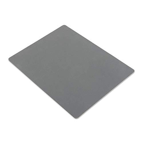 Sizzix Alfombra de caucho de silicona, gris, 18.7 x 14.6 x 0.31 cm