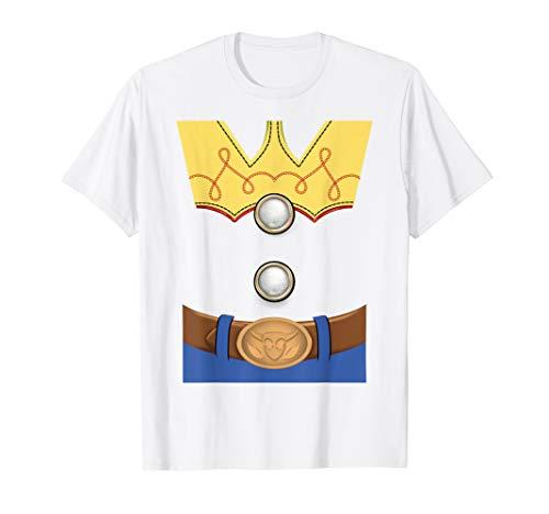 Disney Pixar Toy Story Jessie Costume Graphic T-Shirt